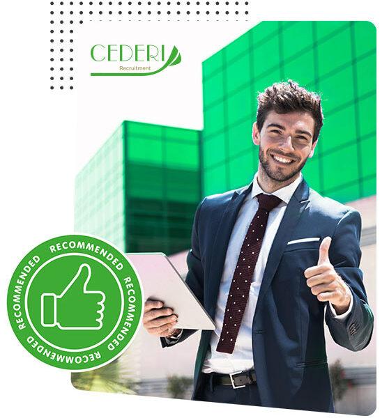 Cederia Recruitment
